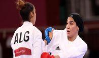 المپیک توکیو| شکست مقابل حریف چینی/ عباسعلی هم به مدال نرسید