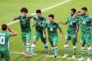 تیم ملی فوتبال عراق، عازم امارات میشود