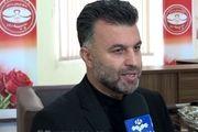 ناظمی: گرچه در یک بازی خارج از خانه باید به میدان برویم اما برای کسب امتیاز به مصاف تیم قشقایی شیراز می رویم