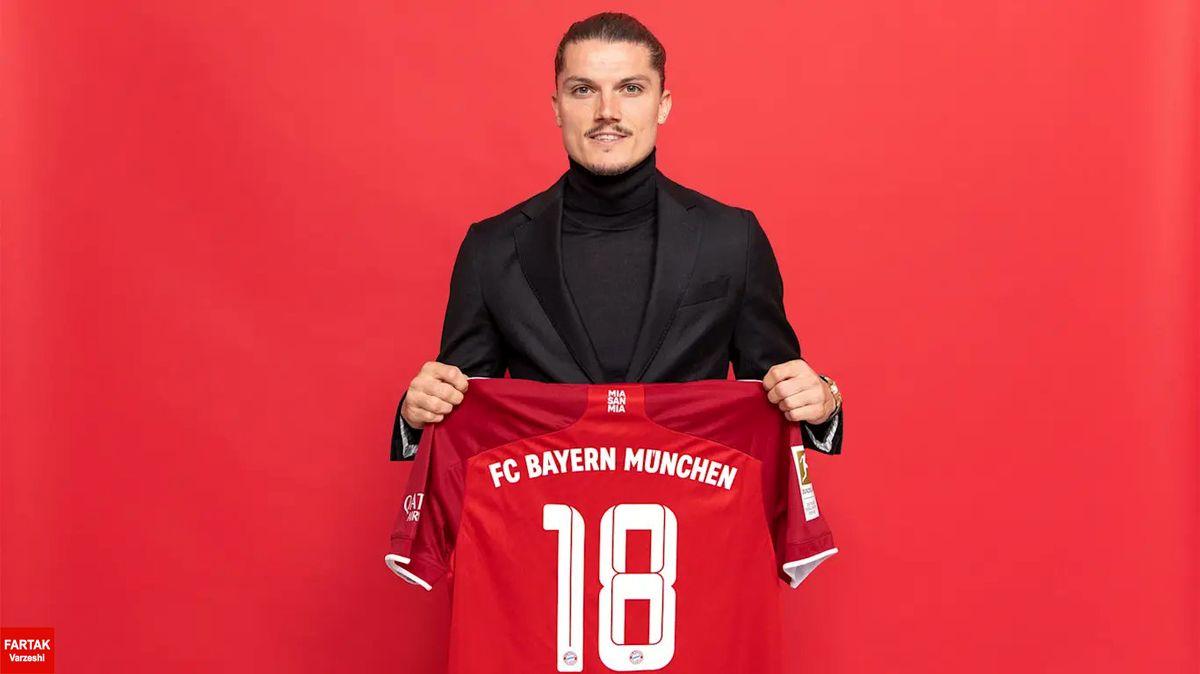 رسمی؛ خرید جدید بایرن مونیخ اتریشی است +عکس