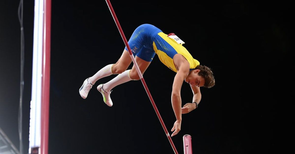 فقط یک سانتیمتر برای رکورد المپیک کم آورد