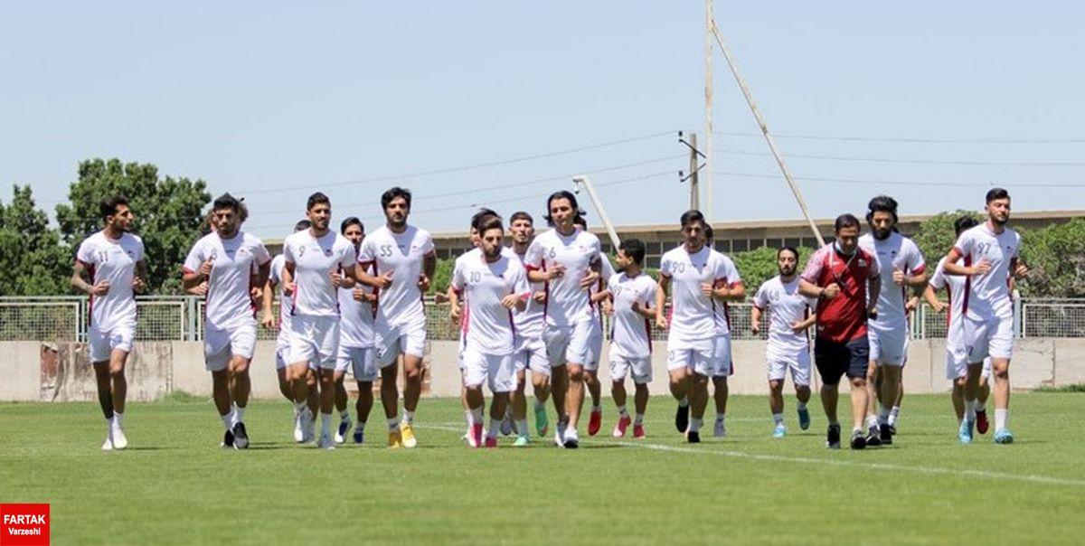 برنامه تراکتور برای بازی مقابل فولاد خوزستان/ سفر مستقیم از تهران به اهواز