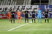 هفته هشتم لیگ برتر فوتبال| تساوی پیکان و سایپا در دربی جنجالی
