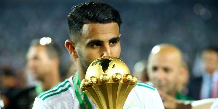 محرز: خوشحالم نخستین الجزایری 50 گله لیگ برتر هستم