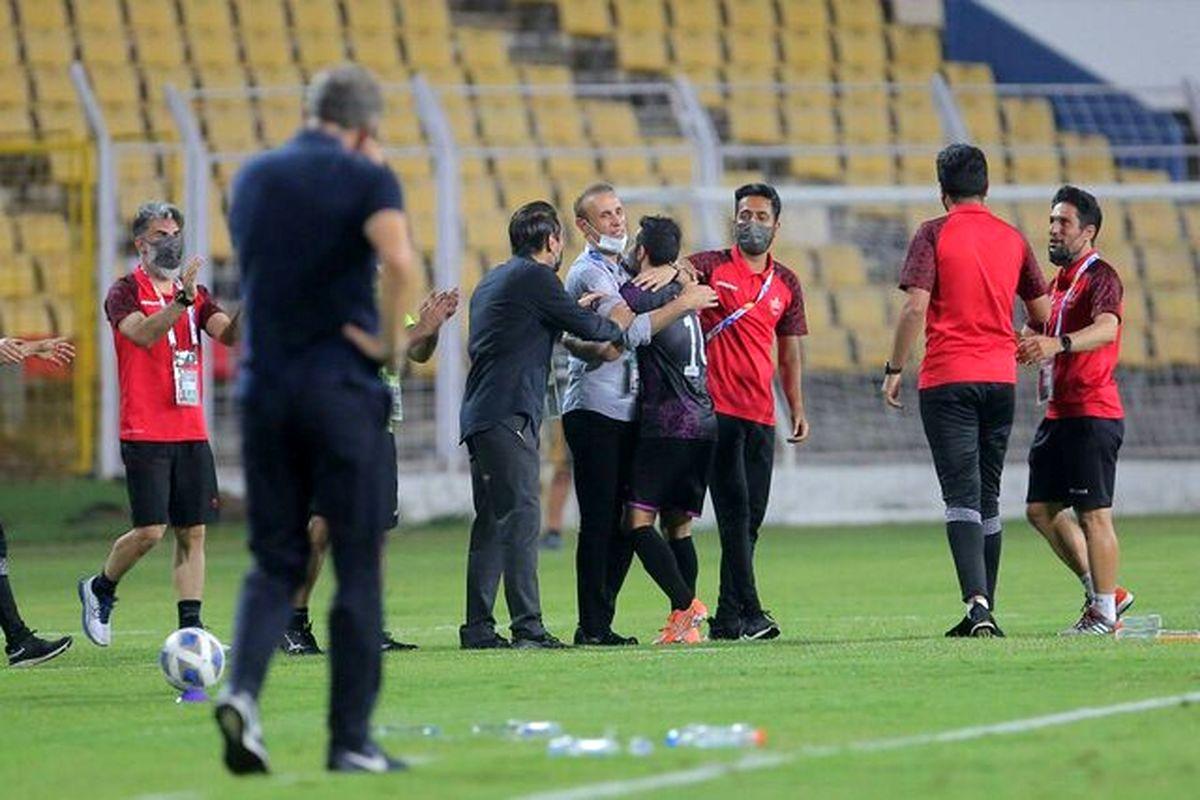 گلمحمدی: هر تیمی به پرسپولیس بخورد، کار سختی دارد