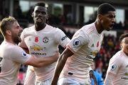 7 گل در هفت بازی اخیر برای تیم ملی و باشگاه برای رشفورد