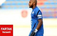 خصیف برترین بازیکن دیدار تراکتورسازی و الجزیره امارات