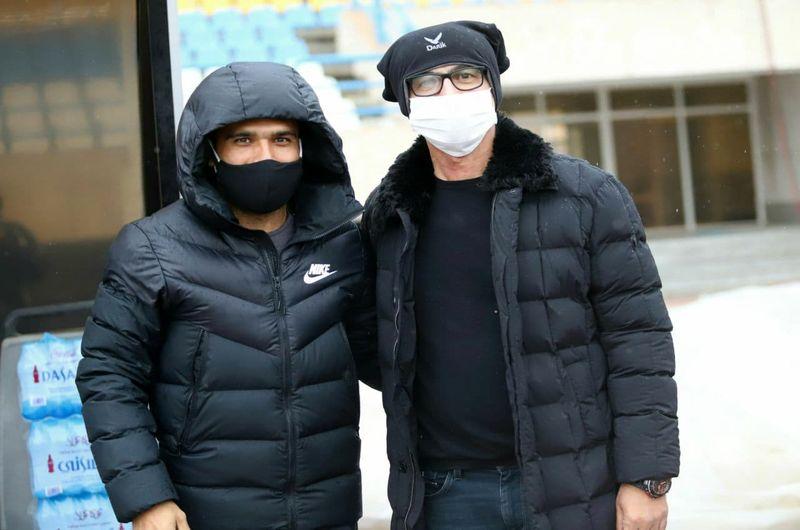 گزارش تصویری دیدار خیبر خرم آباد و بادران تهران