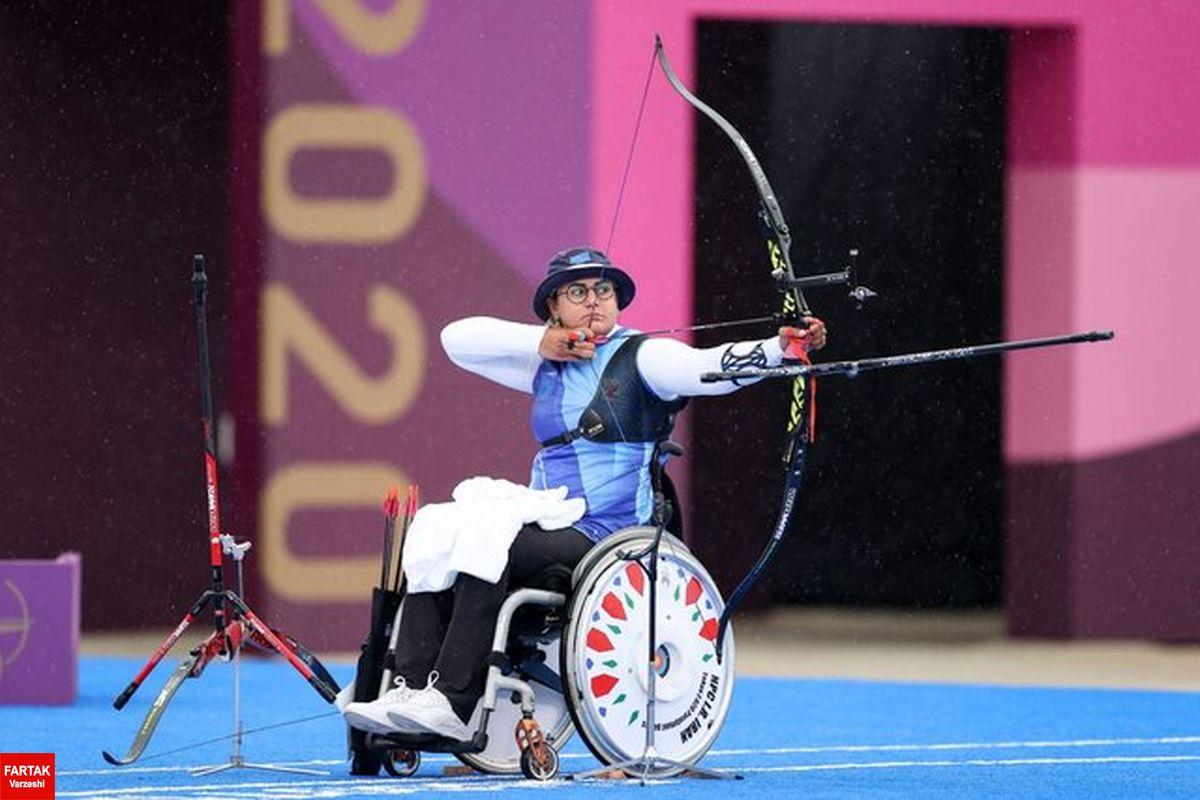 پارالمپیک ٢٠٢٠ توکیو/ زهرا نعمتی فینالیست شد