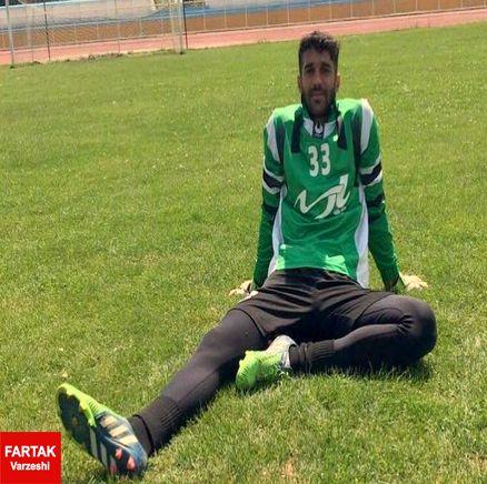 محمد کریم نیا به نیروی زمینی تهران پیوست