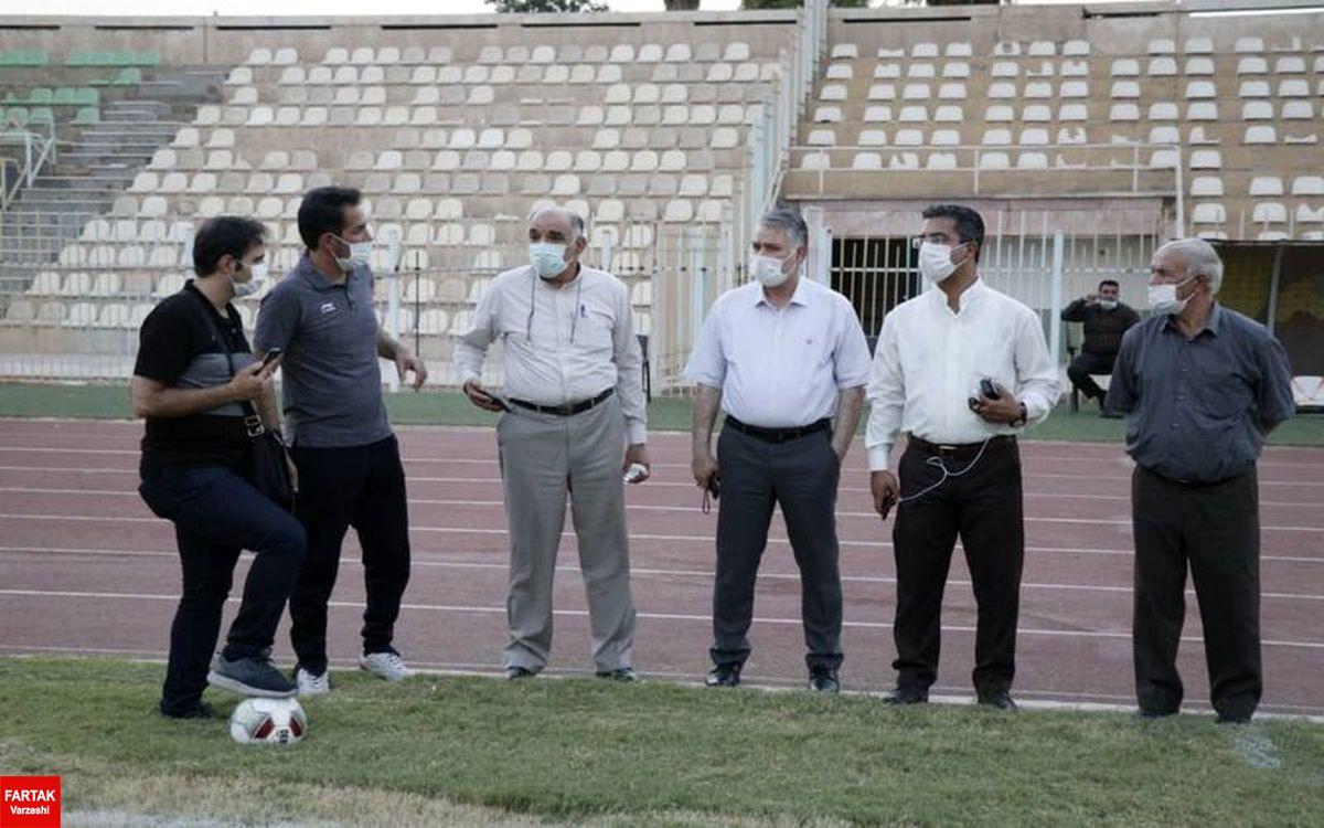 مدیر عامل باشگاه مس کرمان: باید چهار قدم نهایی را با صلابت تمام برداریم