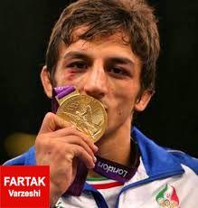 سوریان شانس اول وزن 59- کیلوگرم المپیک