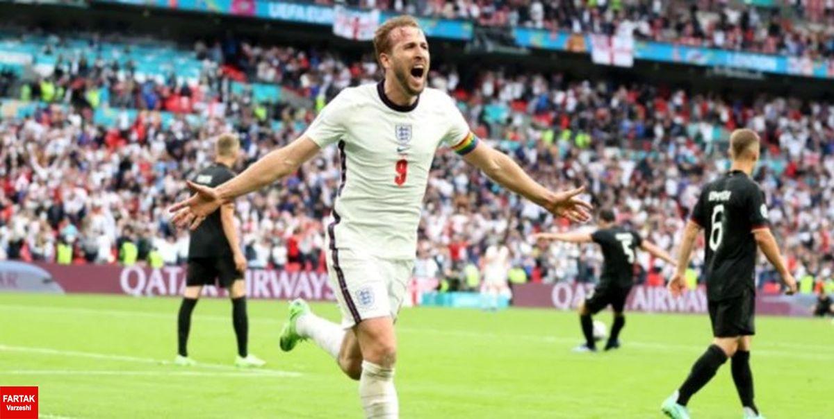 یورو 2020|انگلیس پیروز جدال سنتی مقابل آلمان/وداع تلخ ژرمن ها با جام و لو