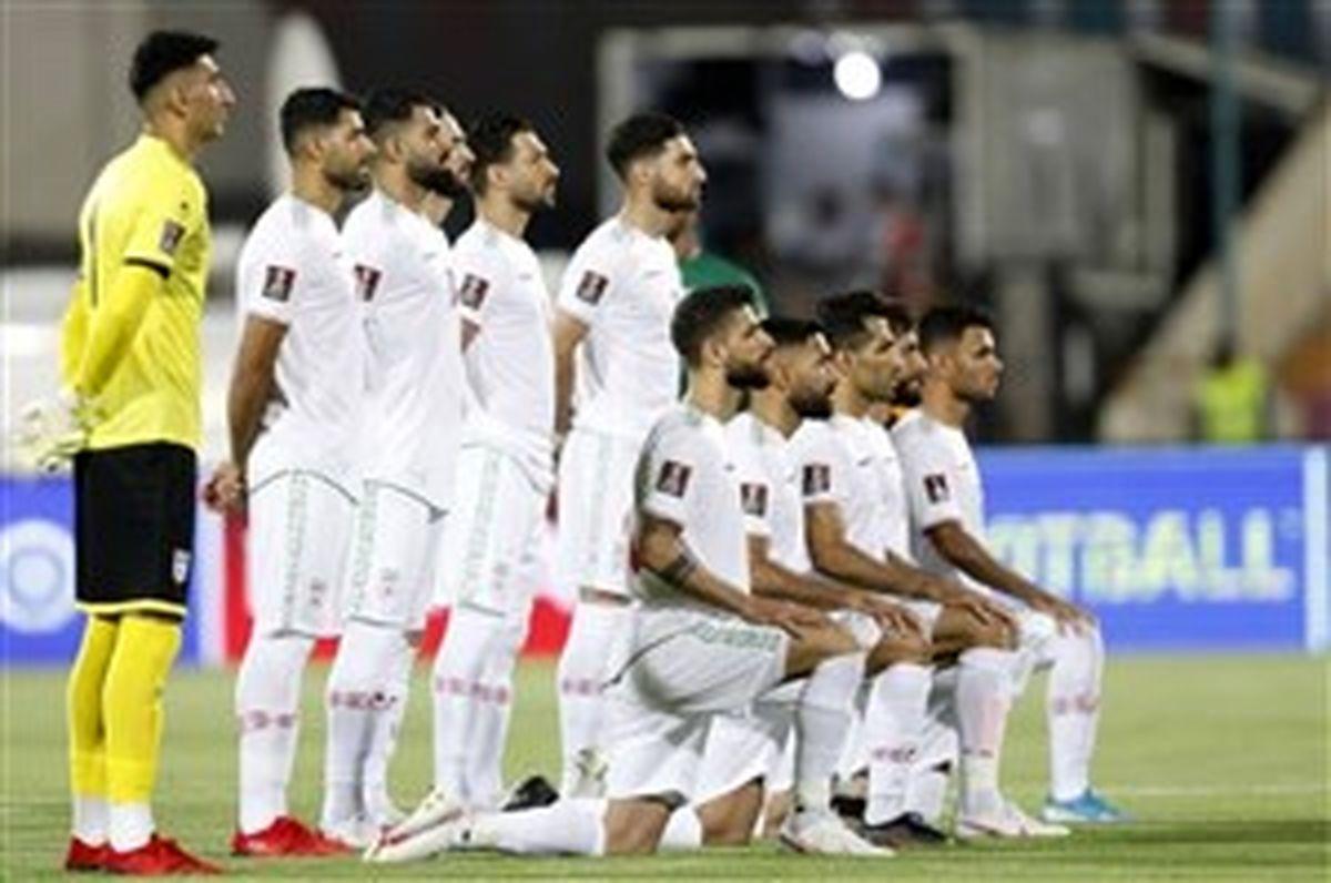 ایران، سومین تیم ارزشمند قاره آسیا