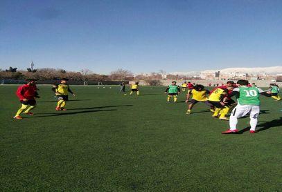 گزارش تصویری تمرینات تیم فوتبال میلاد مهر تهران به روایت دوربین رحیم ورمزیار