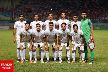 دومین پیروزی تیم امید برابر سوریه