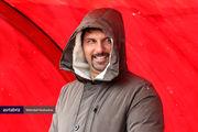 حسینی: وقتی به لیگ یک آمدم، به من گفتند که لب خط باید شلوغ کنی!