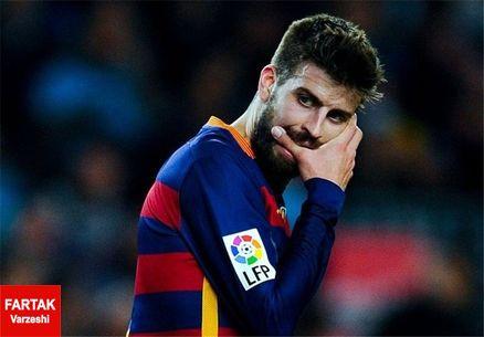 طعنه پیکه به رئالیها بهخاطر خوششانسیشان در لیگ قهرمانان اروپا