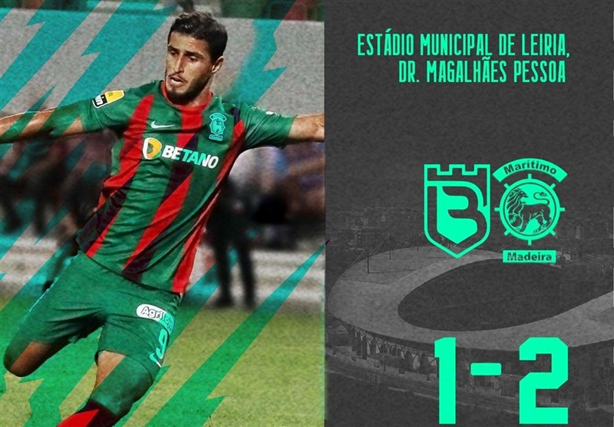 لیگ برتر پرتغال  اولین برد فصل ماریتیمو با گلزنی علیپور