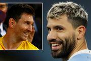 سرخیو آگوئرو- لیونل مسی؛ آزمون بزرگ بارسلونا
